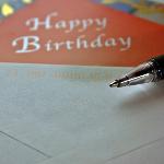 Humorvolle Sprüche für die Geburtstagskarte