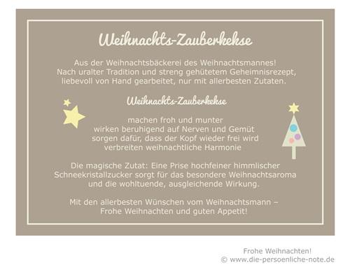 Gedicht Weihnachtsgebäck.Adventskalender 2014 24 Kleine Wortgeschenke 13 Dezember Die