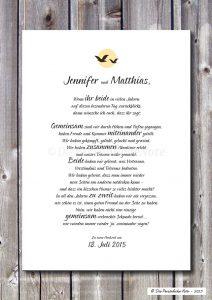 Versefinder: Glückwünsche zur Hochzeit