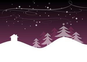 Freebie/Download: Weihnachtskarte kostenlos
